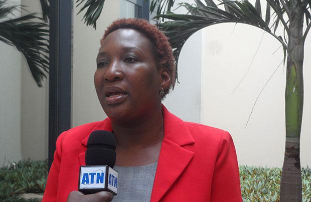 Nadine Koné, Responsable régionale du programme industries extractives d'Oxfam