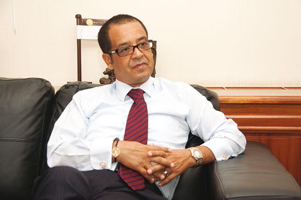 Mohamed El Gazhi Directeur Général du Crédit du Sénégal