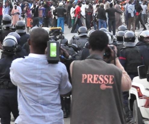 AP-journalistes PNUD COP21 VOICES2Paris