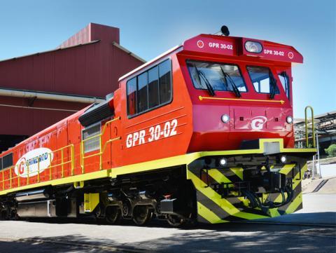 Un train de Grindrod