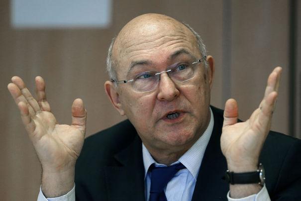 Michel Sapin le ministre de l'économie renvoie les dirigeants africains à leurs responsabilités