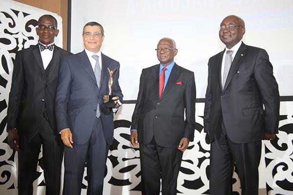 Bâtisseurs de l'économie africaine édition 2015